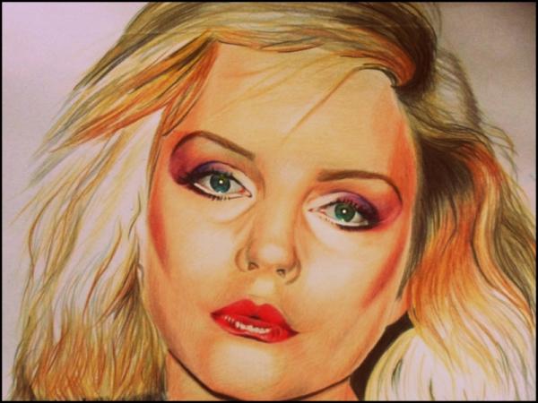 Debbie Harry by yamilaalmara